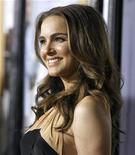 "<p>Foto de archivo: La actriz Natalie Portman posa en la premiere de ""No Strings Attached"" en Los Angeles, ene 11 2011. REUTERS/Mario Anzuoni (UNITED STATES)</p>"