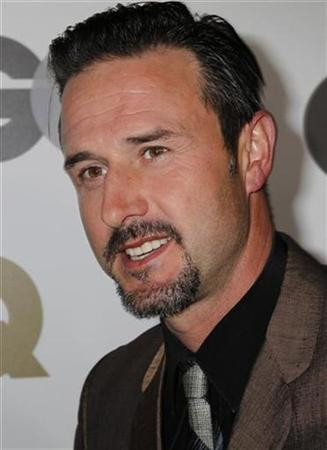 Actor David Arquette arrives at the GQ Magazine 2010 ''Men of the Year'' party in Hollywood, California, November 17, 2010. REUTERS/Fred Prouser