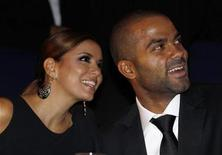 <p>Eva Longoria and her then husband San Antonio Spurs basketball player Tony Parker attend the Congressional Hispanic Caucus Institute's 33rd Annual Awards Gala in Washington, September 15, 2010. REUTERS/Jim Young</p>
