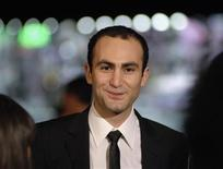"<p>Cast member Khalid Abdalla attends the premiere of ""The Kite Runner"" in Hollywood December 4, 2007. REUTERS/Phil McCarten</p>"