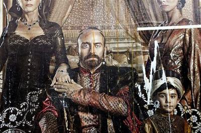 Sultan's TV drama opens Turkish divide on religion
