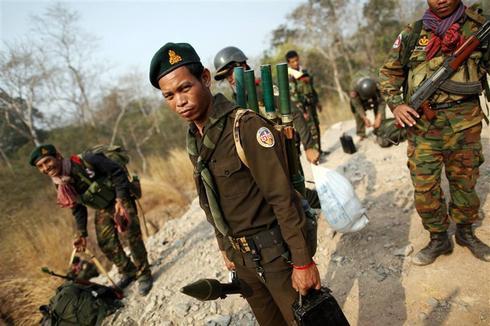 Thai-Cambodia clash