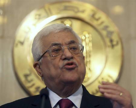 Palestinian President Mahmoud Abbas  in Cairo September 5, 2009.  REUTERS/Amr Abdallah Dalsh/Files