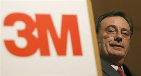 Major U.S. manufacturer 3M Co Chief Executive Officer George Buckley attends a news conference in Tokyo August 23, 2010. REUTERS/Yuriko Nakao/Files