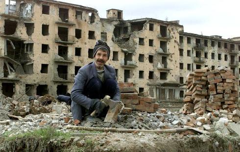 Chechnya rising