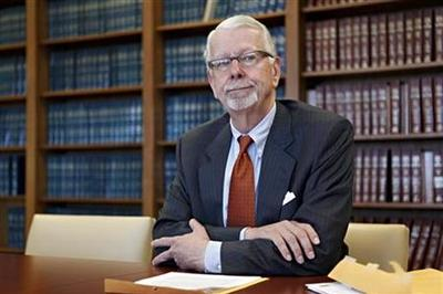 Gay judge never thought to drop marriage case