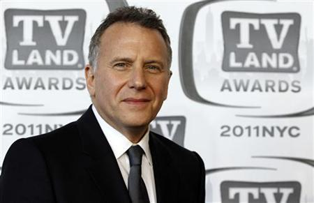 Actor Paul Reiser arrives at the ''TV Land Awards 2011'' in New York City April 10, 2011. REUTERS/Jessica Rinaldi