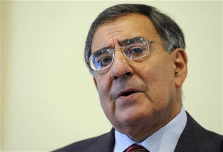 Leon Panetta speaks at a National Italian American Foundation policy luncheon on Capitol Hill in Washington in this June 11, 2009 file photo. REUTERS/Jonathan Ernst