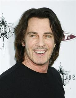 Musician Rick Springfield arrives at the premiere of ''The Joneses'' in Los Angeles, California, April 8, 2010. REUTERS/Jason Redmond