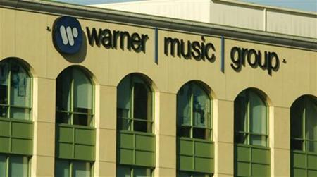 The headquarters of Warner Music Group is pictured in Burbank, California August 5, 2008. REUTERS/Fred Prouser