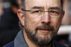 "Actor norte-americano Richard Schiff na estreia de ""Santa Paciência"", em Londres. 08/04/2011 REUTERS/Stefan Wermuth"