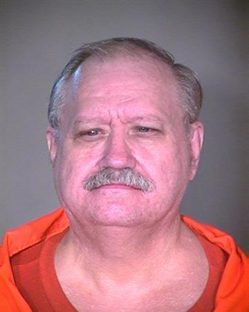Donald Beaty is seen in an undated prison photo. REUTERS/Arizona Department of Corrections