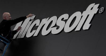 6月1日、米マイクロソフトは、新たな基本ソフトを公開した。写真は2月、ハノーバーで撮影(2011年 ロイター/Tobias Schwarz)