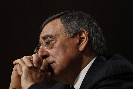 Central Intelligence Agency (CIA) Director Leon Panetta listens to questions as he testifies at his Senate confirmation hearing to become the U.S. Secretary of Defense on Capitol Hill, Washington June 9, 2011. REUTERS/Jim Young