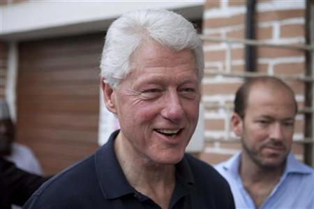 Folk opera based on Bill Clinton to open in New York