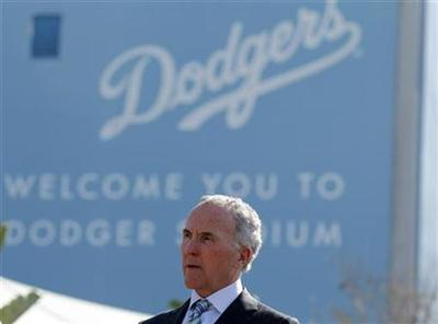 Los Angeles Dodgers baseball team files bankruptcy