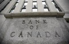 <p>The Bank of Canada building is pictured in Ottawa June 1, 2010. REUTERS/Chris Wattie</p>