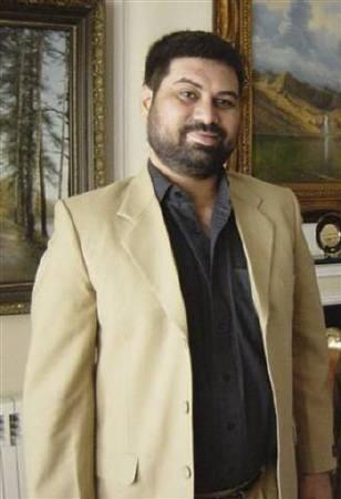 Saleem Shahzad is seen here in an undated photo obtained from his family May 31, 2011. REUTERS/Family Handout/Files