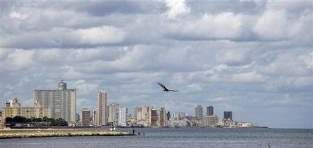 A general view of Havana July 26, 2011. REUTERS/Desmond Boylan