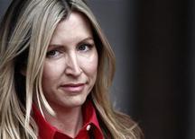 Heather Mills, ex-mulher do músico Paul McCartney, em março de 2008. Heather disse que seu telefone foi espionado por um jornalista da editora Trinity Mirror antes de se casar com McCartney. 17/03/2008 REUTERS/Stephen Hird