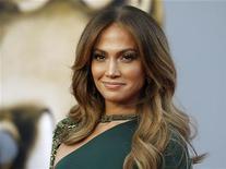"""A cantora Jennifer Lopez em evento do BAFTA Brits to Watch, em Los Angeles, California. Lopez será jurada pela segunda vez do """"American Idol"""", anunciou a Fox nesta quarta-feira, após meses de especulação sobre o retorno dela. Foto de Arquivo. 09/07/2011 REUTERS/Mario Anzuoni"""