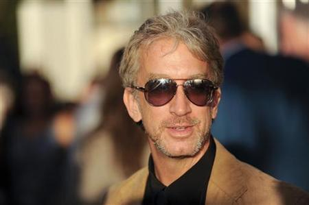 Actor and comedian Andy Dick arrives at the premiere of ''Takers'' in Los Angeles, California, August 4, 2010. REUTERS/Gus Ruelas