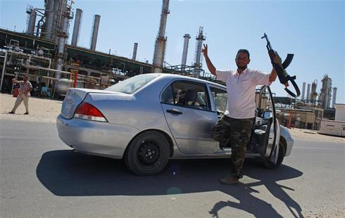 Rebels return to Zawiyah