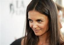 "<p>Cast member actress Katie Holmes arrives at the ""Don't Be Afraid of the Dark"" premiere during the Los Angeles Film Festival in Los Angeles, California, June 26, 2011. REUTERS/Gus Ruelas</p>"