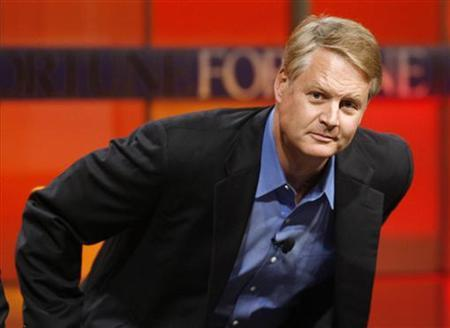 eBay CEO John Donahoe at the Fortune Brainstorm Tech 2009 in Pasadena, July 23, 2009. REUTERS/Fred Prouser