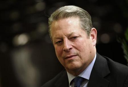 Former U.S. vice-president Al Gore attends the 2011 Global Urban Development Forum in Beijing January 6, 2011. REUTERS/Jason Lee