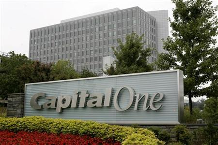 The Capital One headquarters in McLean, Virginia, August 21, 2007. REUTERS/Kevin Lamarque