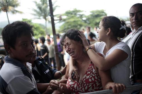 Quakes hit Guatemala
