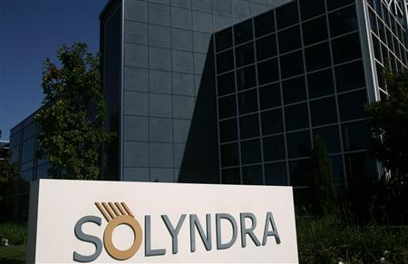 The headquarters of bankrupt Solyndra LLC is shown in Fremont, California September 20, 2011. REUTERS/Robert Galbraith