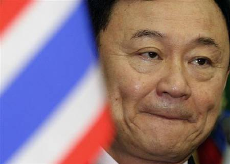 Thailand's former prime minister Thaksin Shinawatra attends the International Forum on ''Asian Century: challenges and prospects'' in Phnom Penh September 19, 2011. REUTERS/Samrang Pring/Files