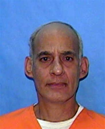 Manuel Valle, 61, in an undated photo courtesy of the Florida Department of Corrections. REUTERS/Handout