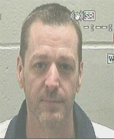 Marcus Ray Johnson is seen in an undated prison photo. REUTERS/Georgia Department of Corrections/Handout