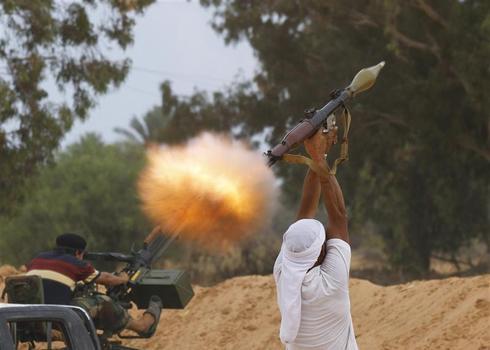 Rebel Libya