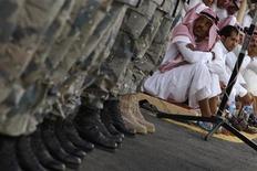 Саудовская Аравия обвинила другую страну в разжигании беспорядков в населенной преимущественно мусульманами-шиитами Восточной провинции, не уточнив, кто же конкретно имеется в виду. 4 октября 2011 г. REUTERS/Fahad Shadeed