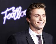 "<p>Cast member Kenny Wormald arrives at the premiere of the film ""Footloose"" in Los Angeles October 3, 2011. REUTERS/Danny Moloshok</p>"