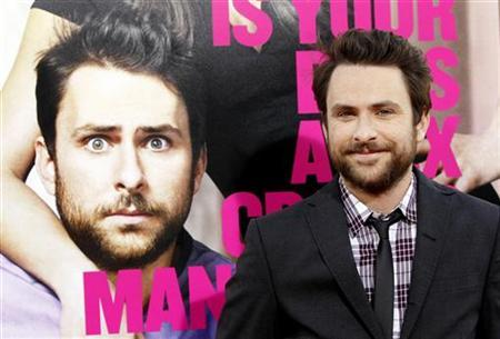Cast member Charlie Day poses at the premiere of ''Horrible Bosses'' at the Grauman's Chinese theatre in Hollywood, California June 30, 2011.   REUTERS/Mario Anzuoni