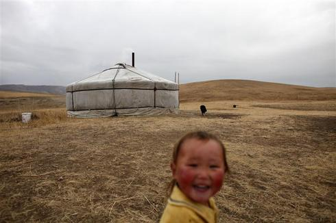Rural migration in Mongolia