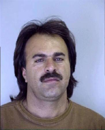 Manssor Arbabsiar is shown in this 1993 Nueces County, Texas, Sheriff's Office photograph released to Reuters on October 12, 2011. REUTERS/Nueces County Sheriff's Office/Handout