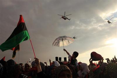 Endgame in Libya