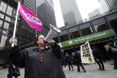 Occupy movement goes global