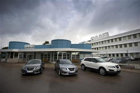 A general view of Spyker Cars Saab factory in Trollhattan September 7, 2011.  REUTERS/Bjorn Larsson Rosvall/Scanpix