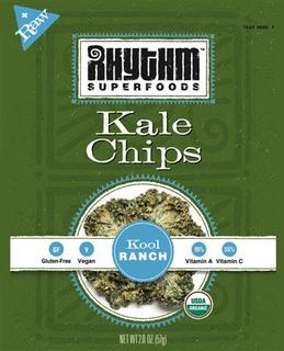 A package of recalled Kale Chips from Rhythm Superfoods is seen in an undated handout photo. REUTERS/U.S. Food and Drug Administration/Handout