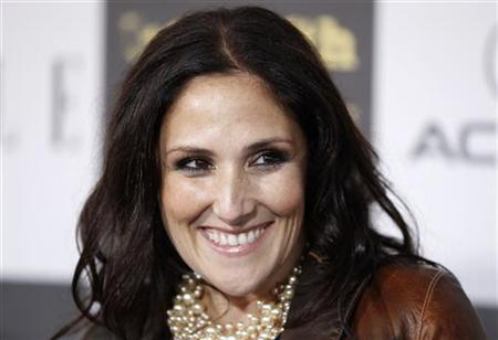 Television personality Ricki Lake arrives at the 25th annual Film Independent Spirit Awards in Los Angeles, March 5, 2010.     REUTERS/Lucas Jackson
