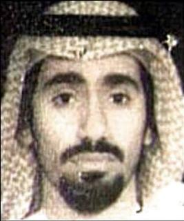 Abd al-Rahim al-Nashiri, a suspect in the USS Cole bombing, is pictured in this 2002 photograph. U.S. REUTERS/FBI/Handout