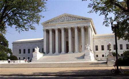 The United States Supreme Court started a new session on October 2, 2000 in Washington.