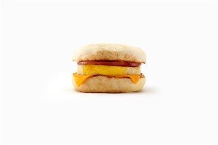 An Egg McMuffin is seen in an undated handout photo. REUTERS/McDonald's/Handout